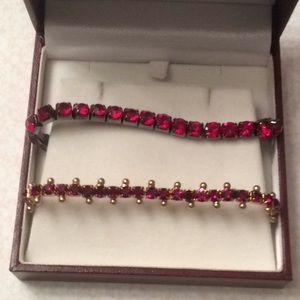 Stretch Bracelets. (2)